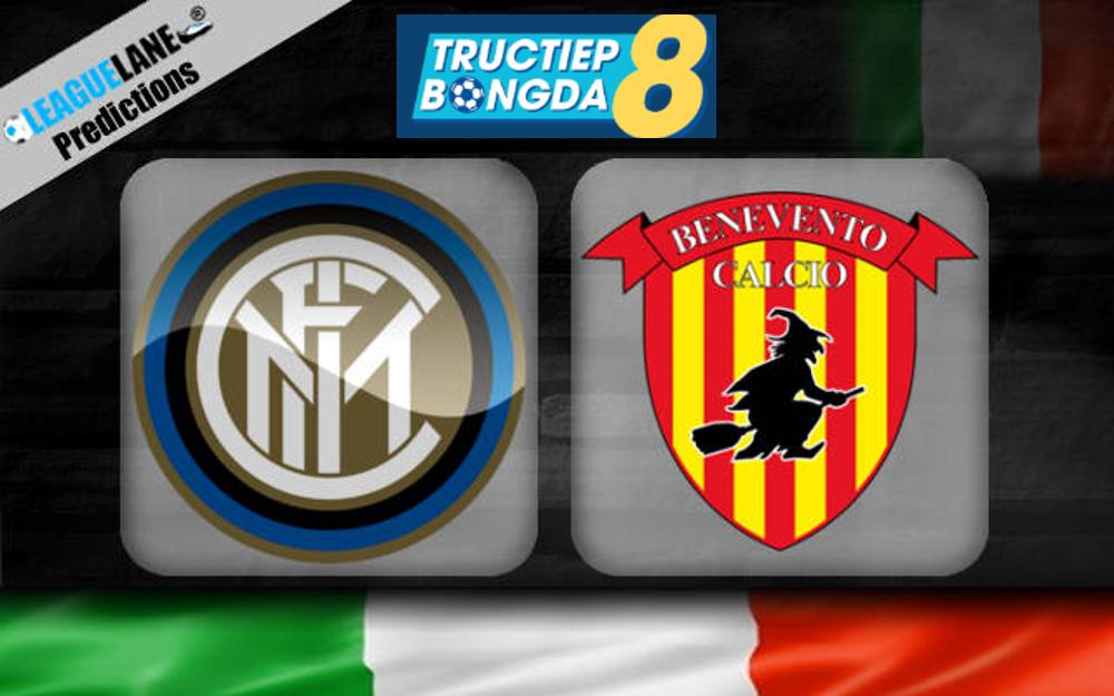 Link Sopcast Benevento vs Inter Milan