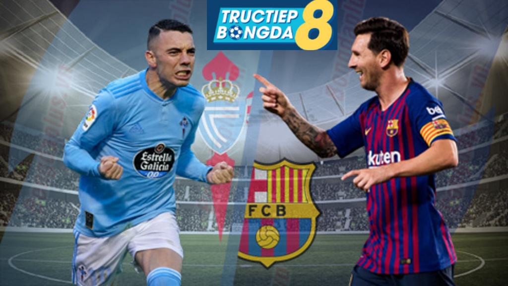 Link Sopcast Celta Vigo vs Barcelona