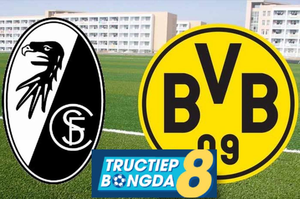 Borussia Dortmund vs SC Freiburg