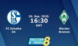 Link Sopcast FC Schalke 04 vs Werder Bremen Ngày 26/9/2020