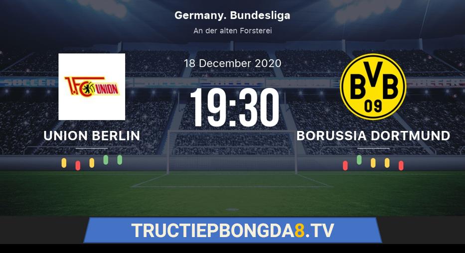 link sopcast union berlin vs borussia dortmund